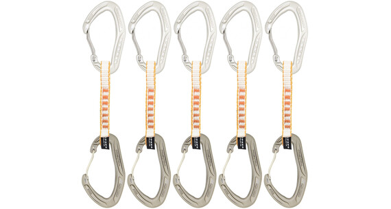 DMM Alpha Light QD Set 12 cm - 5-pack